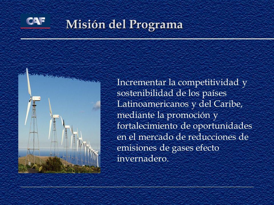 Misión del Programa