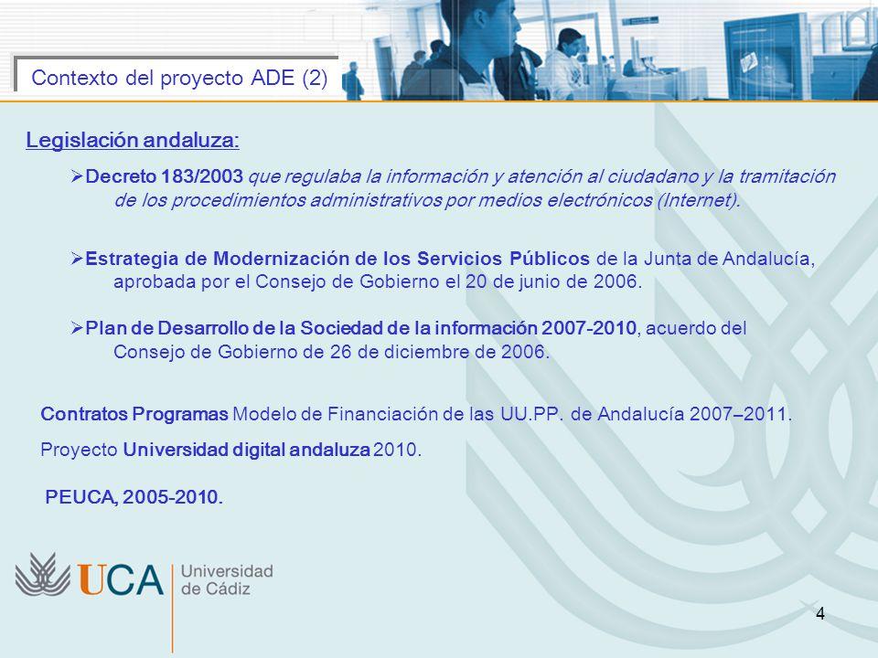 Contexto del proyecto ADE (2)