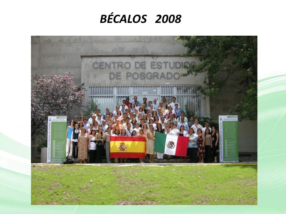 BÉCALOS 2008
