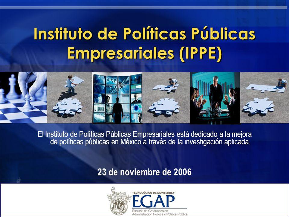 Instituto de Políticas Públicas Empresariales (IPPE)