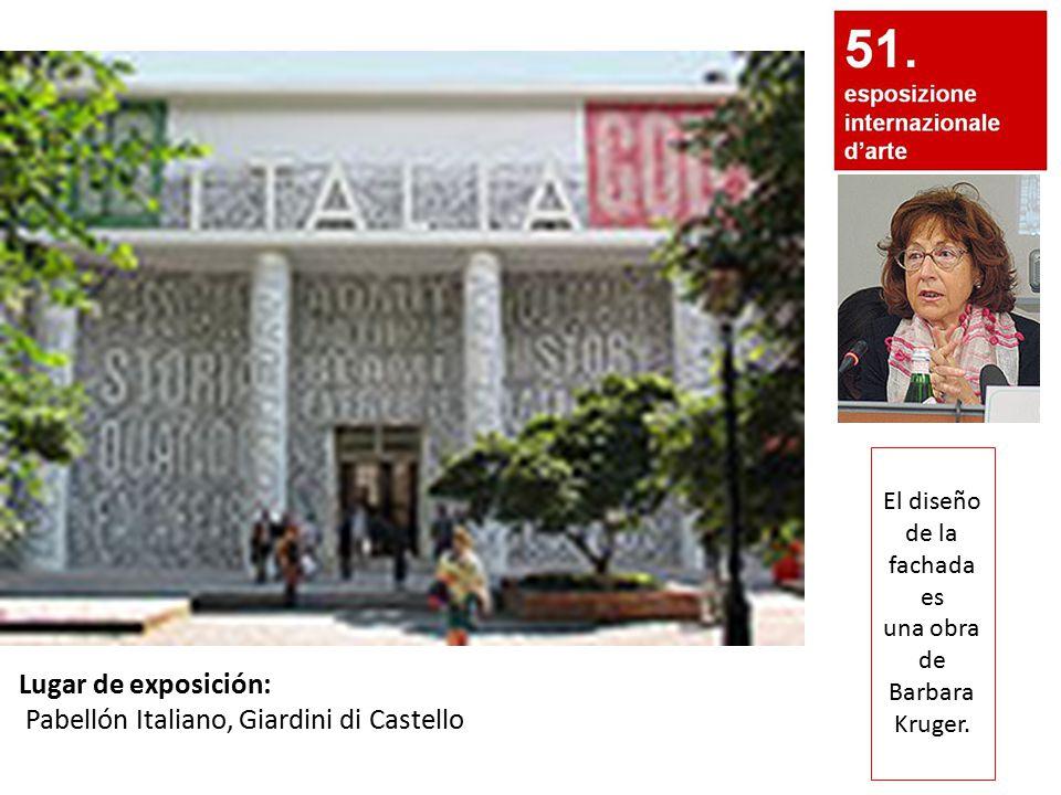 Pabellón Italiano, Giardini di Castello