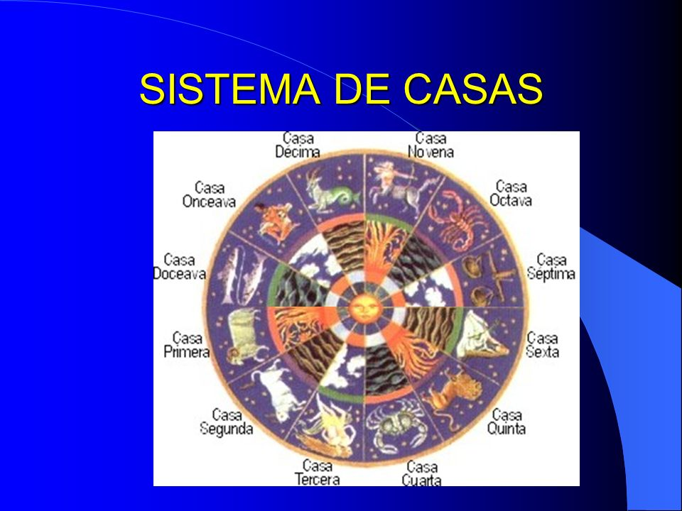 SISTEMA DE CASAS