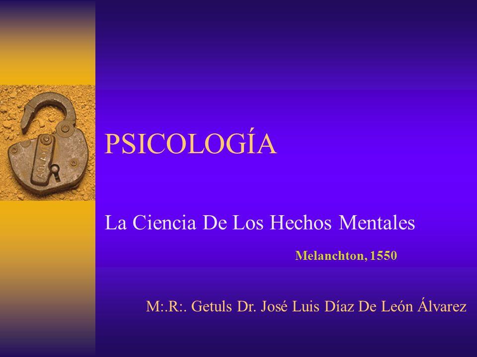 La Ciencia De Los Hechos Mentales Melanchton, 1550