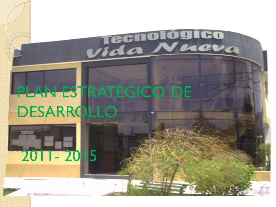 PLAN ESTRATÉGICO DE DESARROLLO 2011- 2015