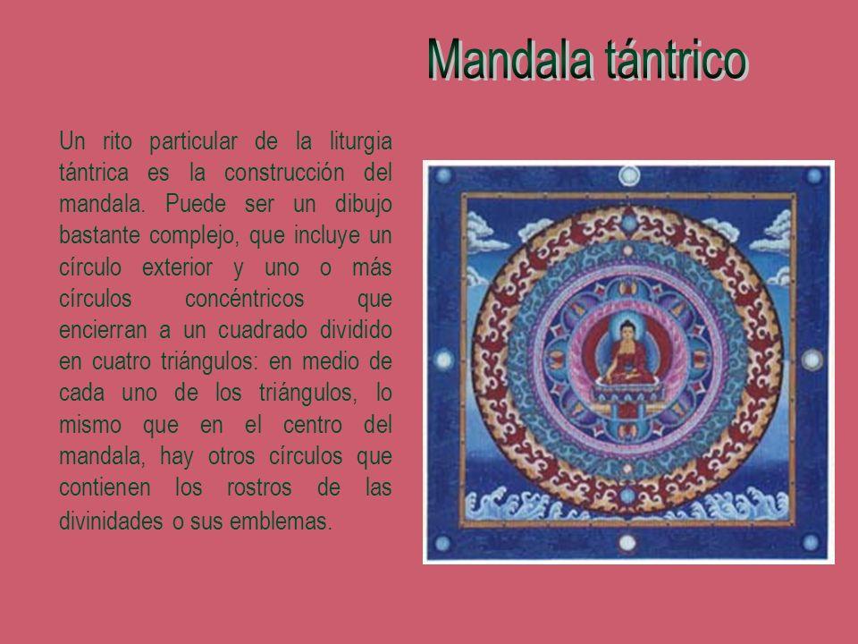 Mandala tántrico