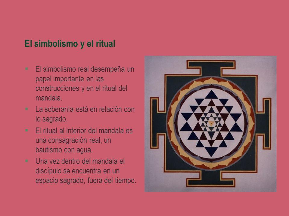 El simbolismo y el ritual