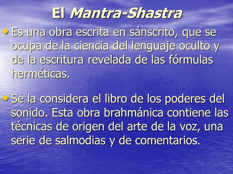 El Mantra-Shastra