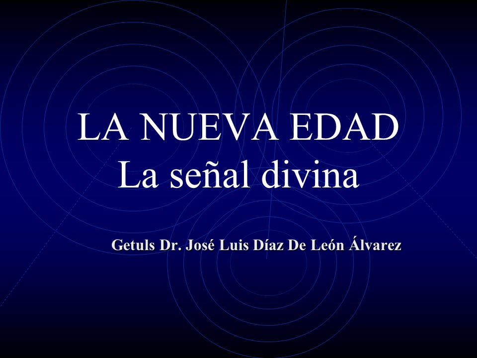 LA NUEVA EDAD La señal divina