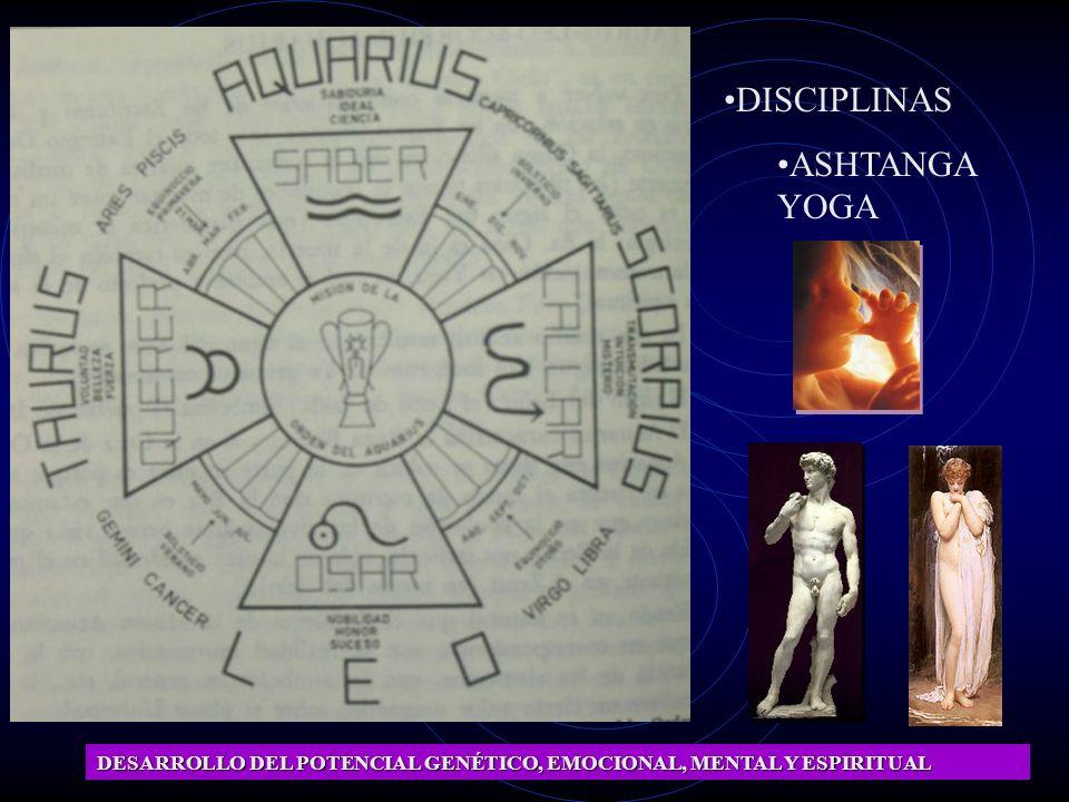 DISCIPLINAS ASHTANGA YOGA