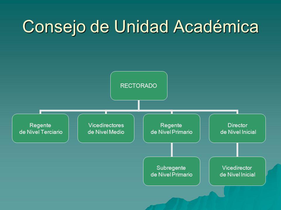 Consejo de Unidad Académica