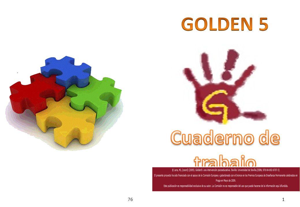 GOLDEN 5 Cuaderno de trabajo