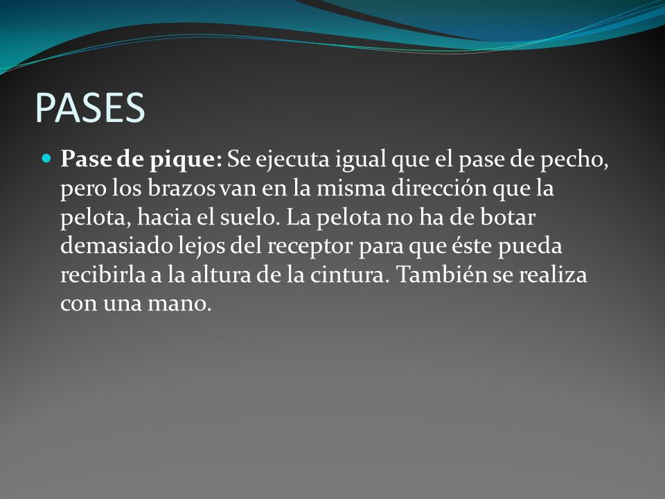 PASES