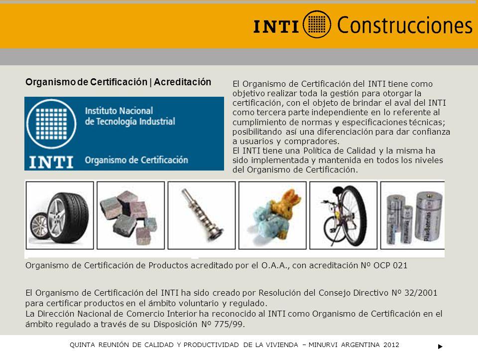 Organismo de Certificación | Acreditación