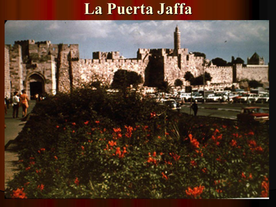 La Puerta Jaffa