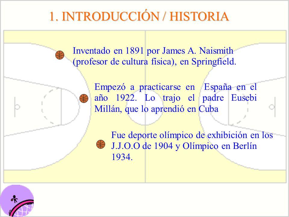 1. INTRODUCCIÓN / HISTORIA
