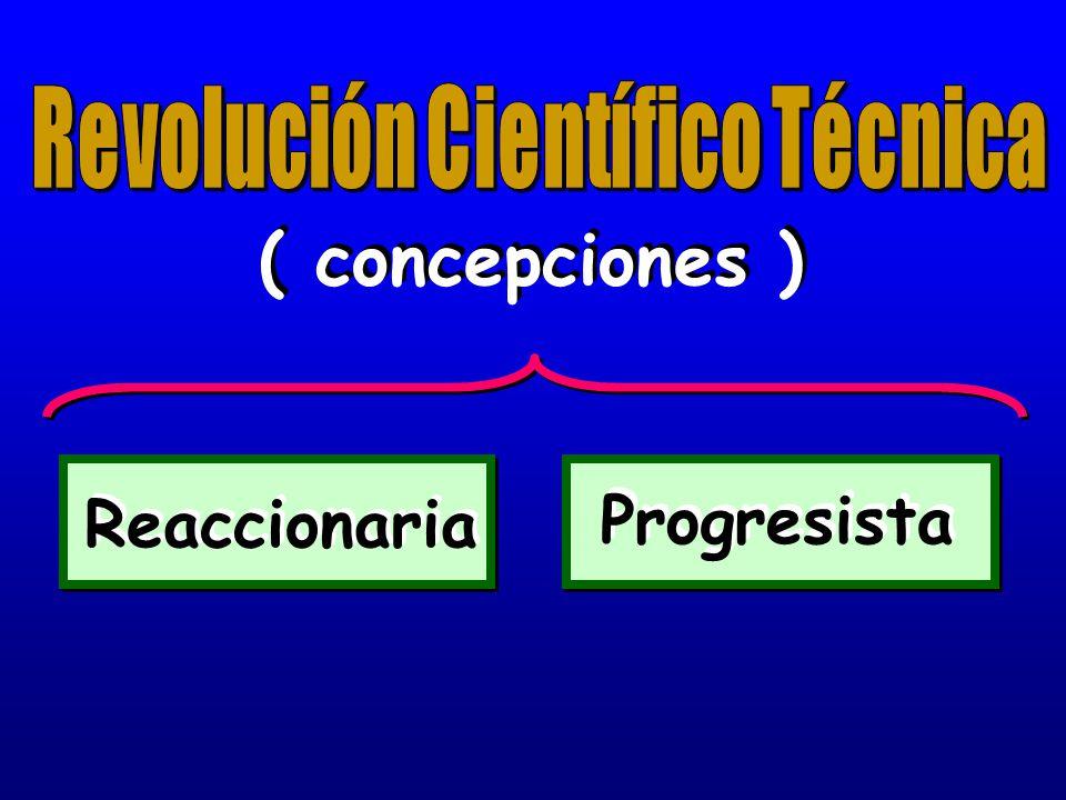 Revolución Científico Técnica