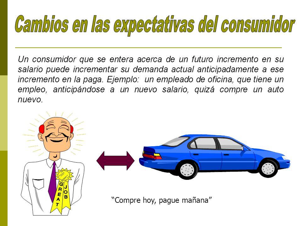 Licenciatura en contadur a el modelo de econom a de for Oficina del consumidor reus