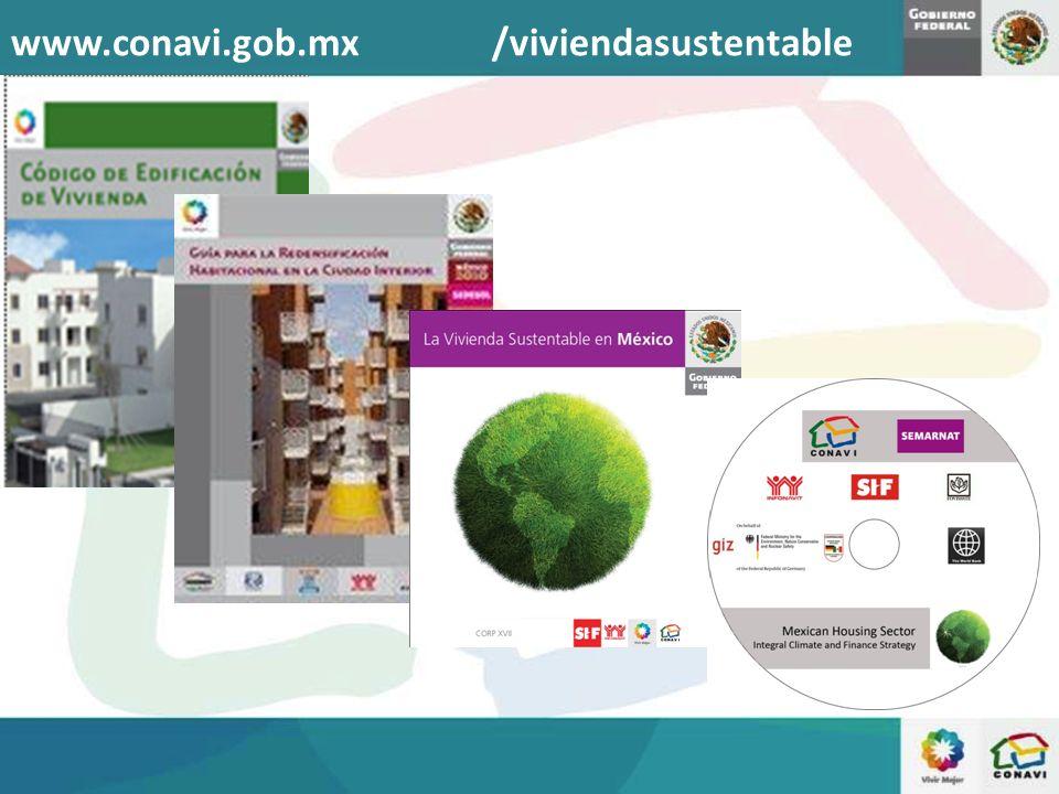 www.conavi.gob.mx /viviendasustentable