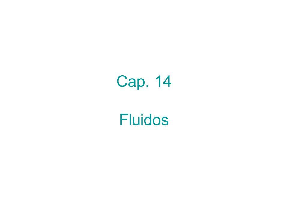 Cap. 14 Fluidos