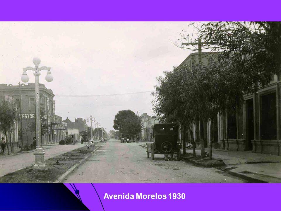 Avenida Morelos 1930