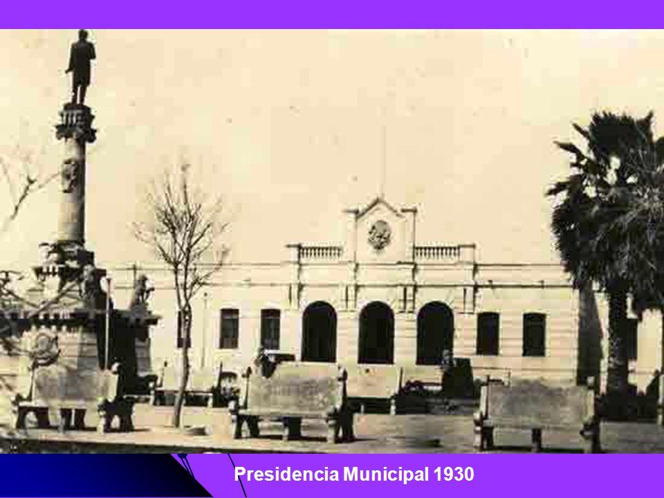 Presidencia Municipal 1930