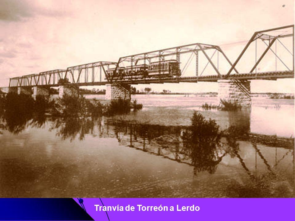 Tranvía de Torreón a Lerdo