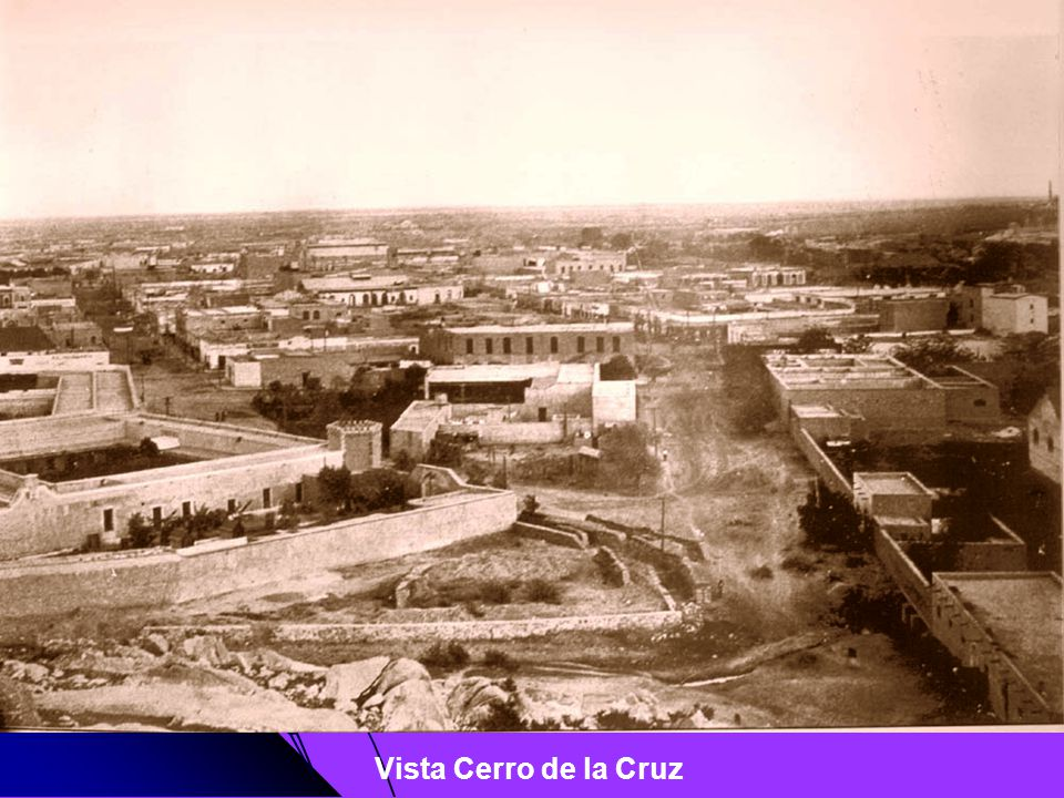 Vista Cerro de la Cruz