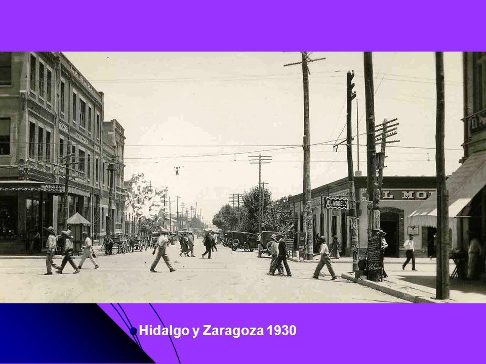 Hidalgo y Zaragoza 1930