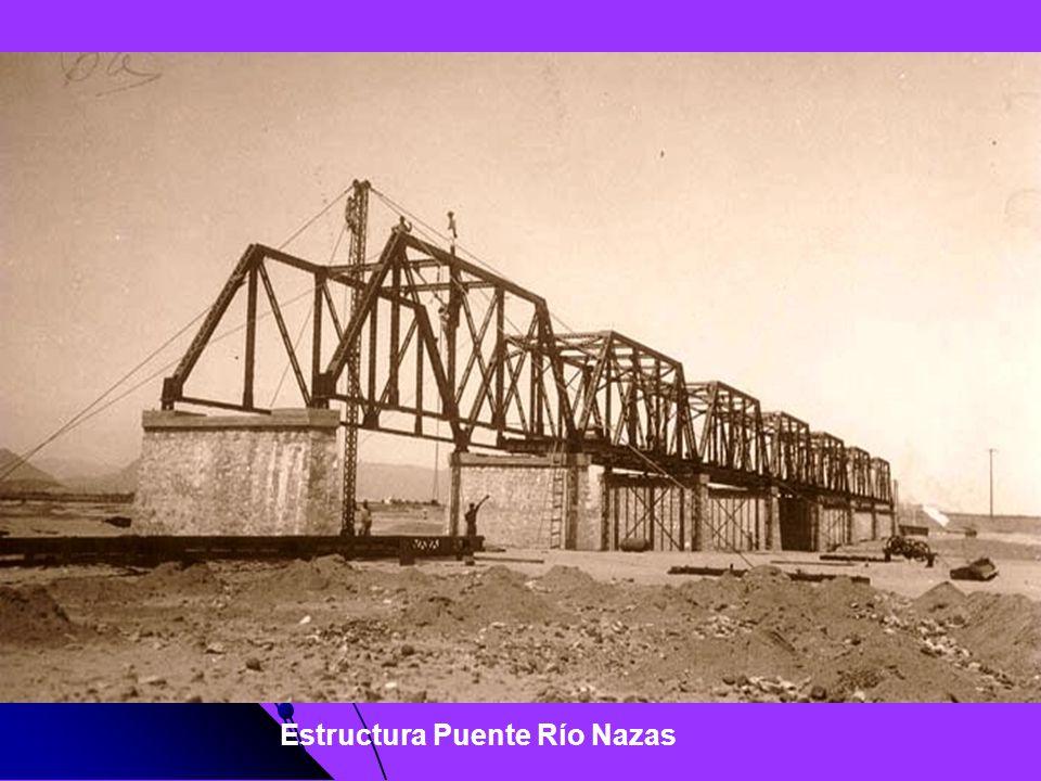Estructura Puente Río Nazas