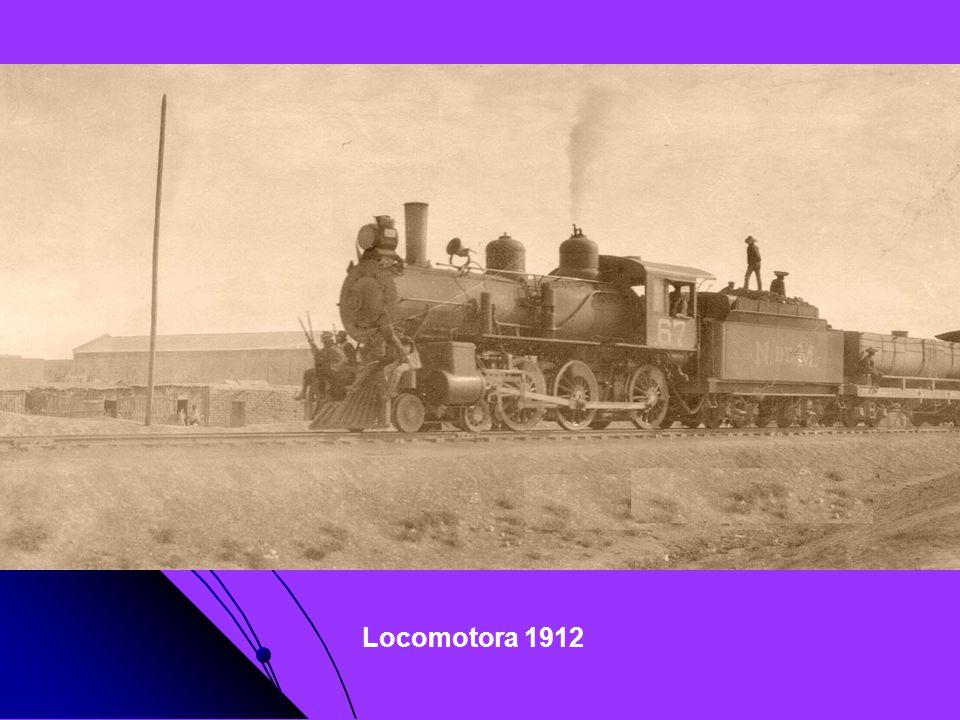 Locomotora 1912