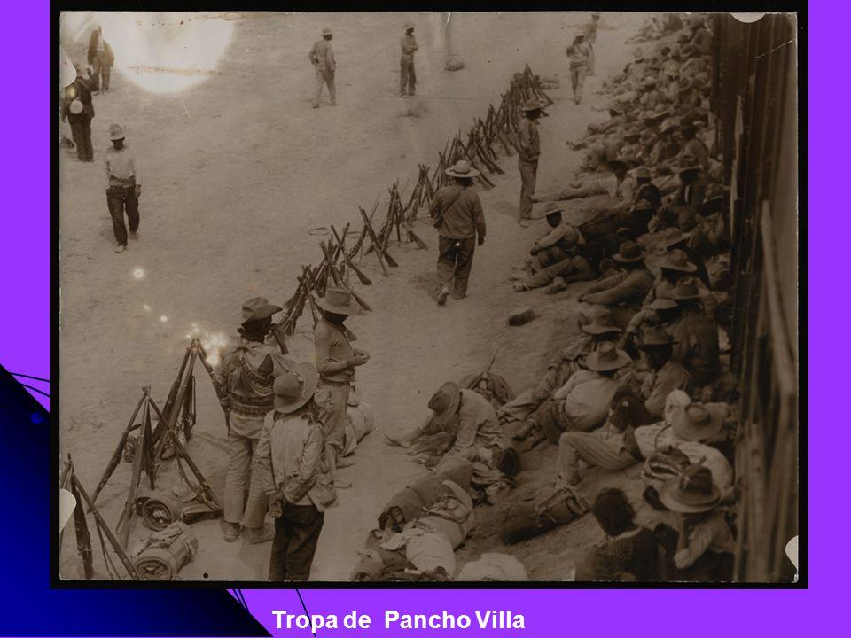 Tropa de Pancho Villa