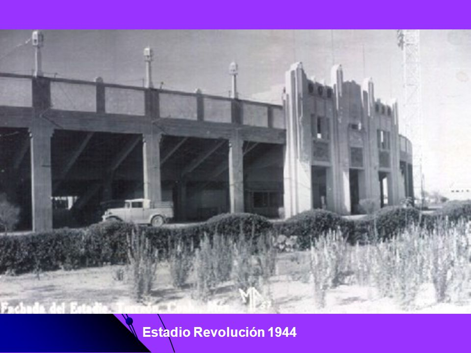 Estadio Revolución 1944