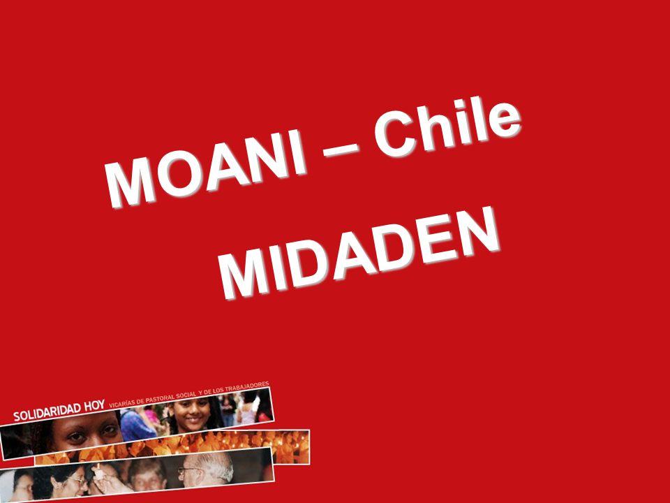 MOANI – Chile MIDADEN