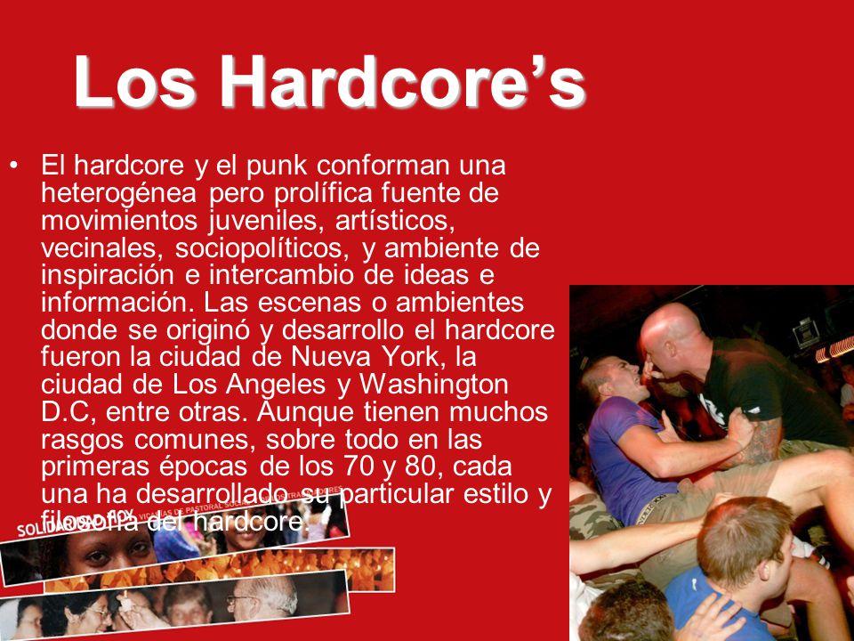 Los Hardcore's