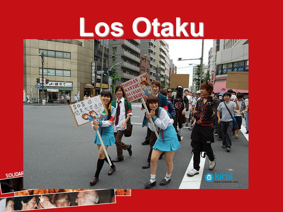 Los Otaku