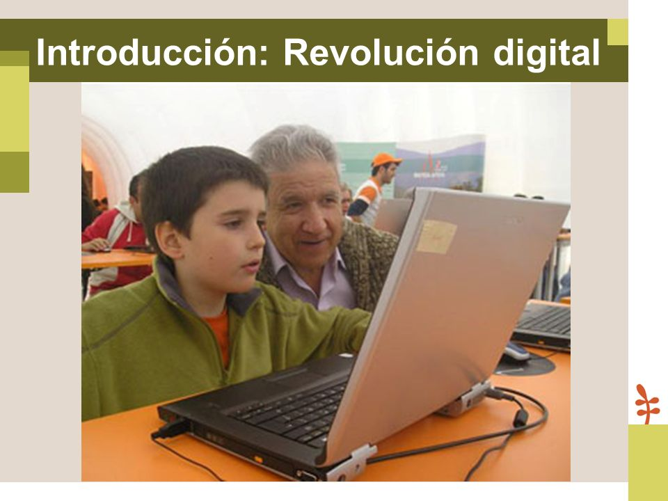 Introducción: Revolución digital