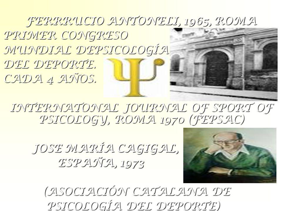 FERRRUCIO ANTONELI, 1965, ROMA