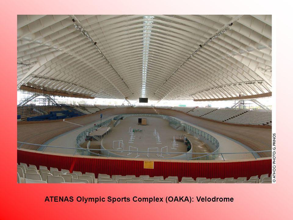 ATENAS Olympic Sports Complex (OAKA): Velodrome