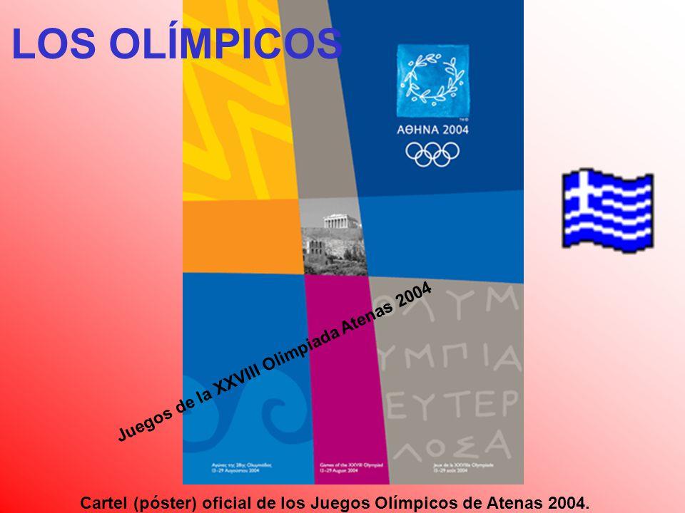 Juegos de la XXVIII Olimpiada Atenas 2004