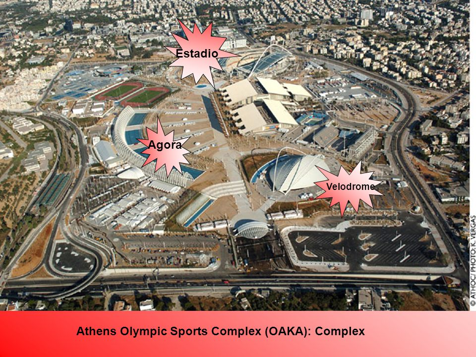 Athens Olympic Sports Complex (OAKA): Complex