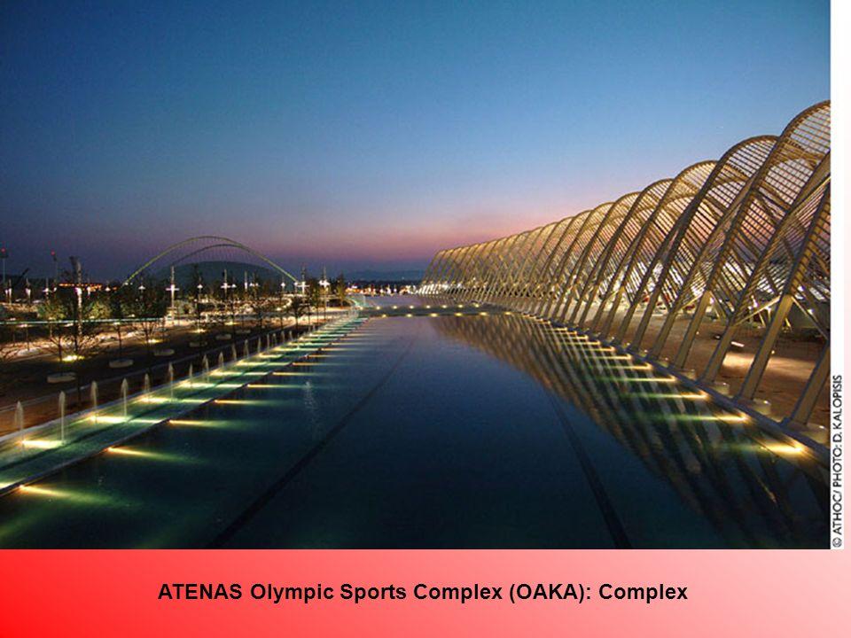 ATENAS Olympic Sports Complex (OAKA): Complex