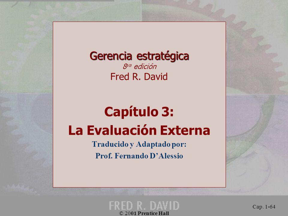 Traducido y Adaptado por: Prof. Fernando D'Alessio