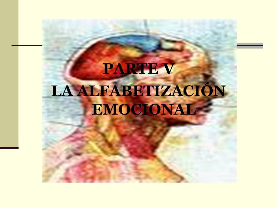 LA ALFABETIZACIÓN EMOCIONAL