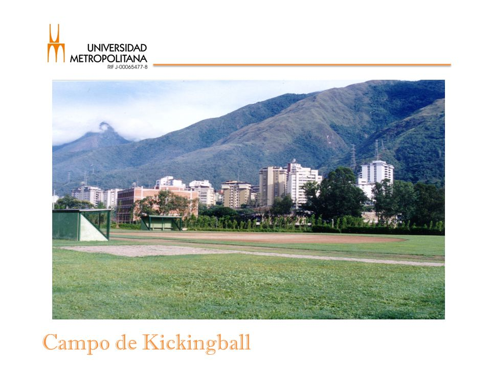 Campo de Kickingball