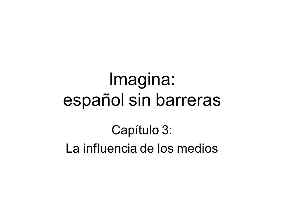 Imagina: español sin barreras