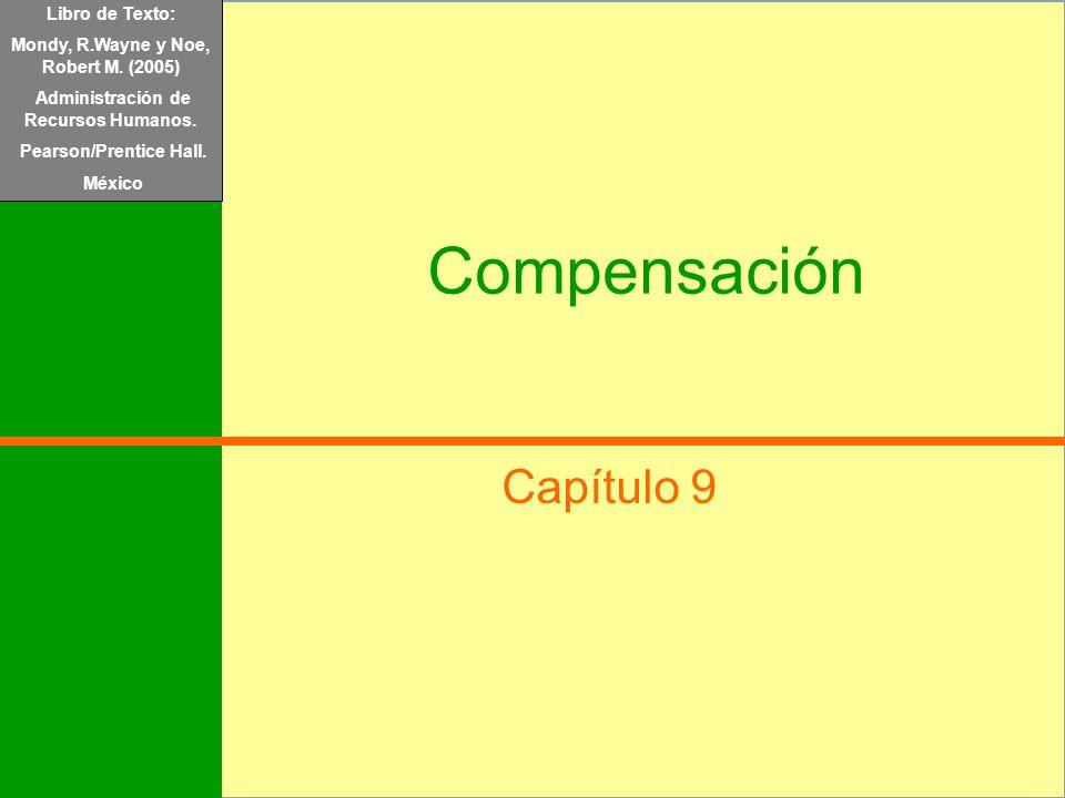 Compensación Capítulo 9 Libro de Texto: