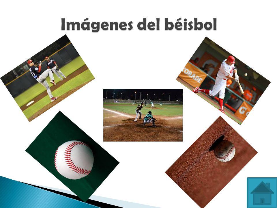 Imágenes del béisbol