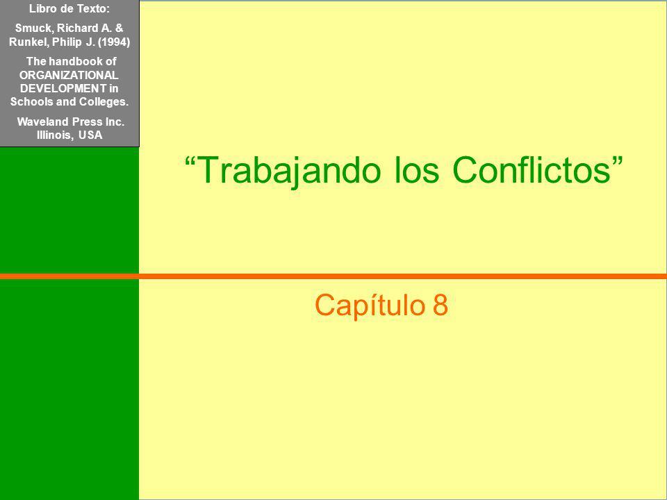 Trabajando los Conflictos
