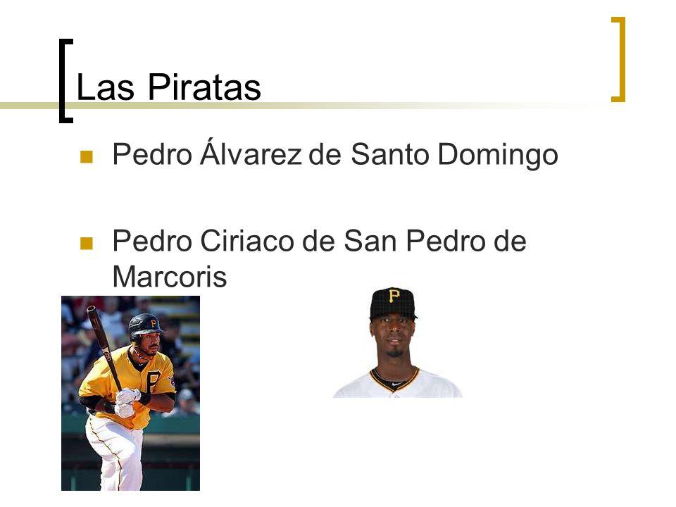 Las Piratas Pedro Álvarez de Santo Domingo