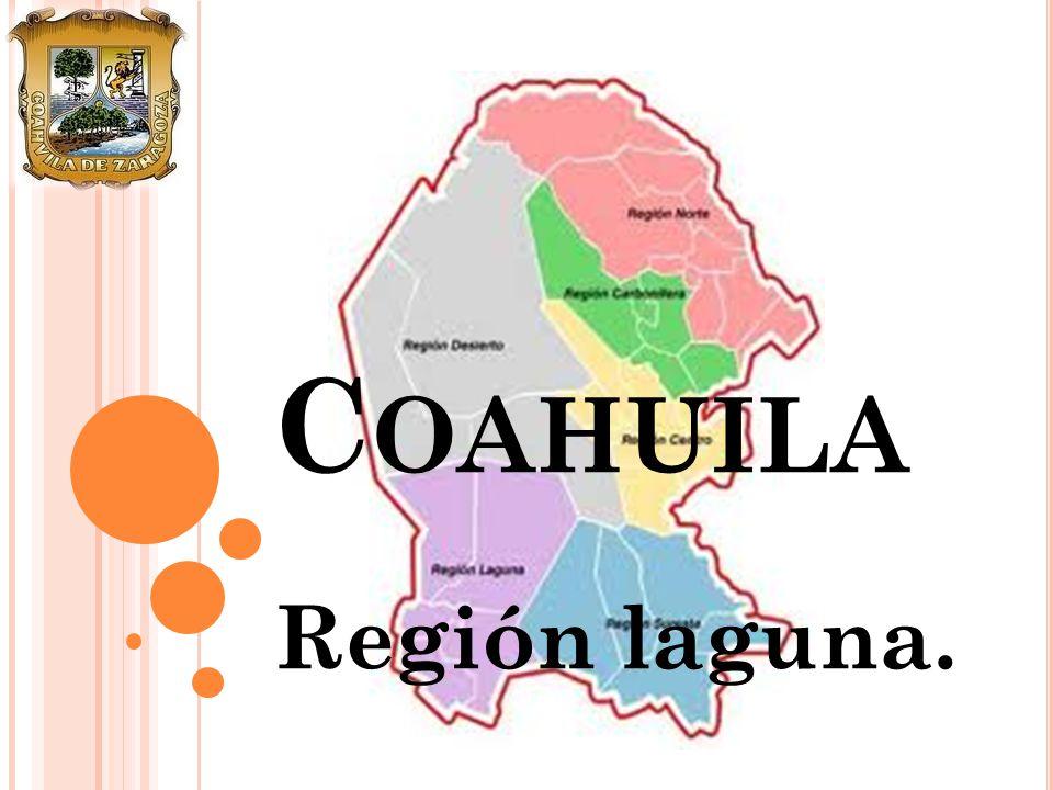 Coahuila Región laguna.